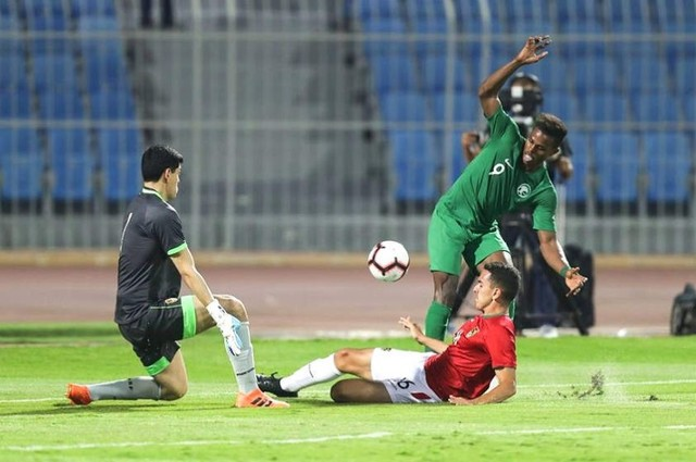 Bolivia se trae de Riad un empate ante Arabia Saudí