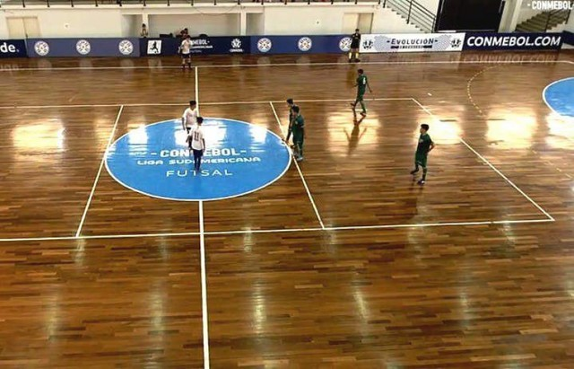 Bolivia debuta con victoria en la Sudamericana de Futsal Sub 20