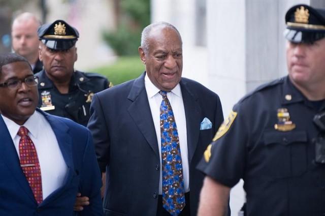 Condenan a Bill Cosby por abusos sexuales