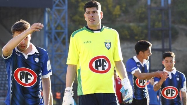 Carlos Lampe, ¿en la mira de Boca Juniors?