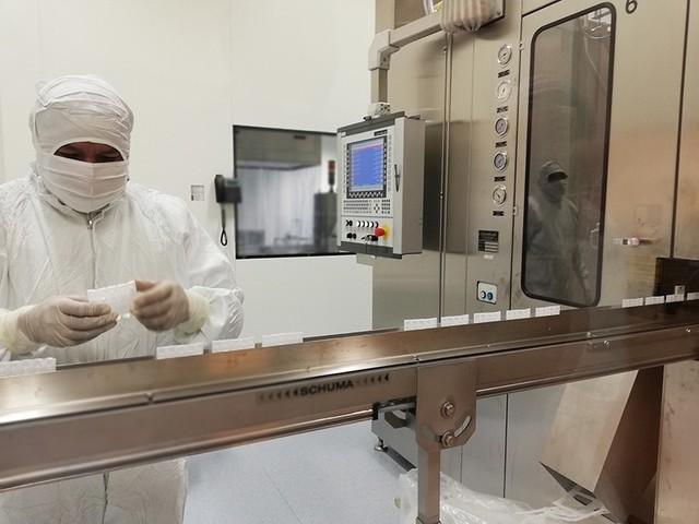 Droguería INTI anuncia producción de ampollas de plástico