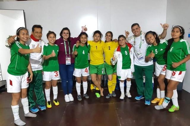 Futsal: Bolivia avanza a semifinales de los Juegos Olímpicos de la Juventud