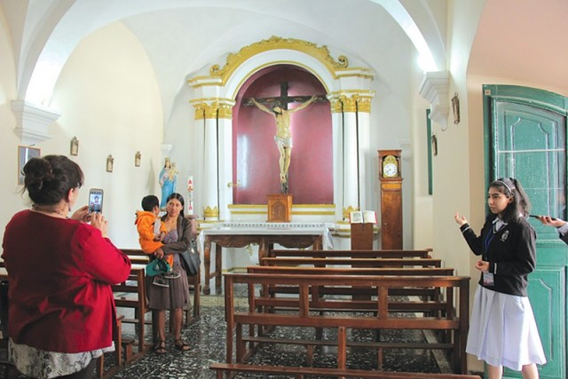 San Felipe Neri, una imagen de Sucre desde la historia