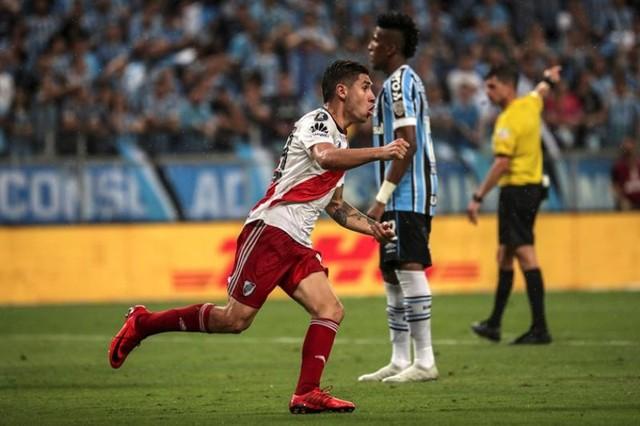 River elimina a Gremio y pasa a la final de la Libertadores