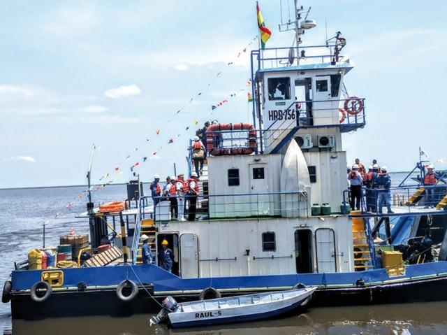 Bolivia decide potenciar  salida a océano Atlántico