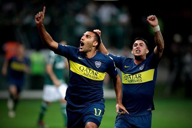 Boca empata y pasa a la final de la Libertadores