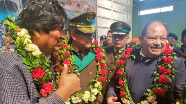 Comandante General de la Policía: Tenemos que apoyar el histórico proceso de cambio