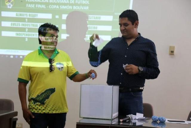 Independiente abrirá de visitante la segunda fase de la Simón Bolívar