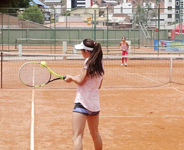Cierra G1 de tenis