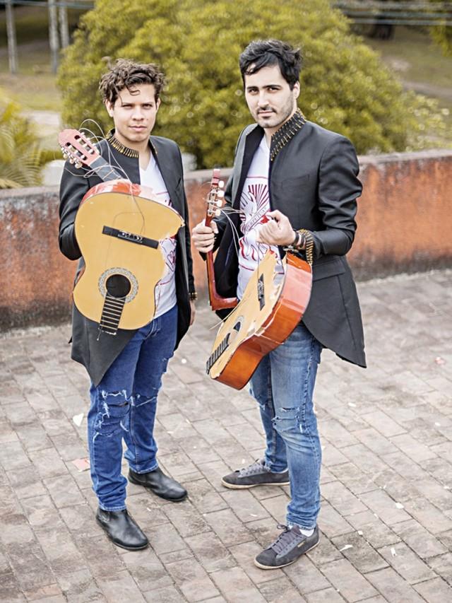 """Invitan a """"barrockear"""" con la música del dúo Ignis"""