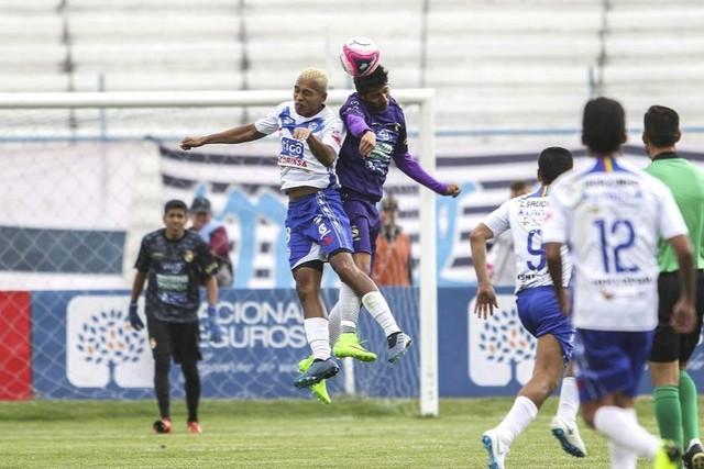 San José gana y vuelve a la punta a costa de Real Potosí