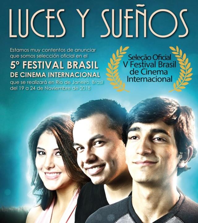 """""""Luces y sueños"""" se presenta en Brasil"""