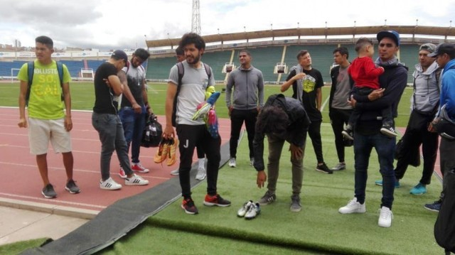 Universitario: Jugadores en crisis deciden no enfrentar a Wilstermann