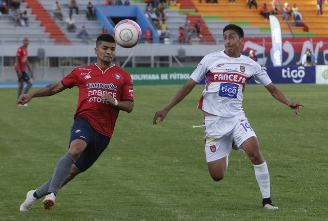 Universitario cae ante Wilstermann