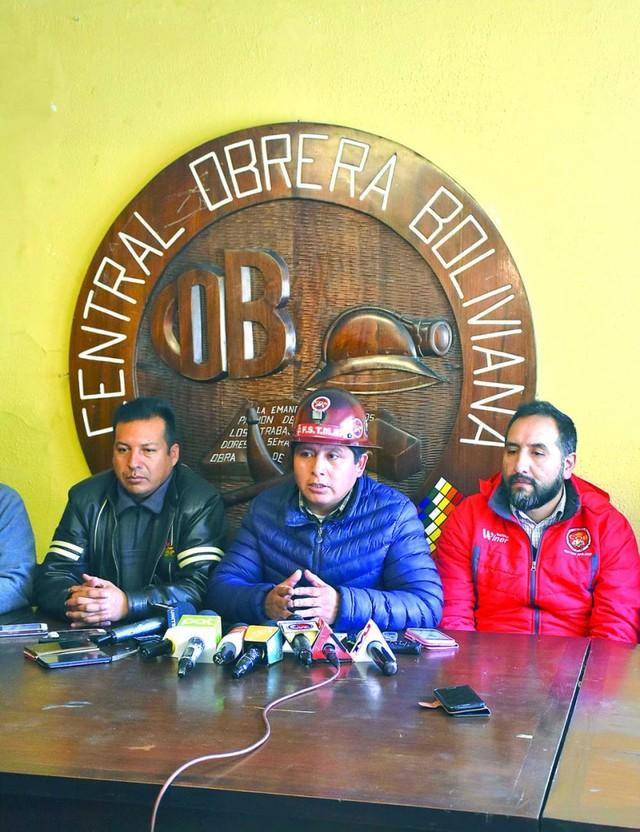 COB pide anular modo de pago del aguinaldo
