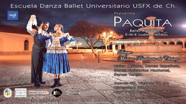 Ballet Universitario apoya al Instituto Cupertino Arteaga