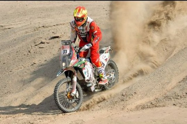 Hermanos Nosiglia arrancan con buenas cifras en motos
