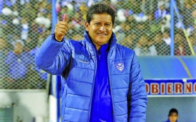 Eduardo Villegas es el nuevo DT de la Selección