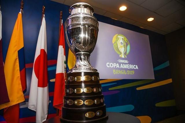 Bolivia y Brasil darán el puntapié inicial de la Copa América 2019