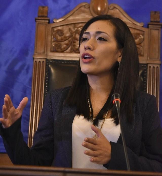 Salvatierra: Que mi madre sea chilena nunca fue un conflicto para mi militancia ni identidad