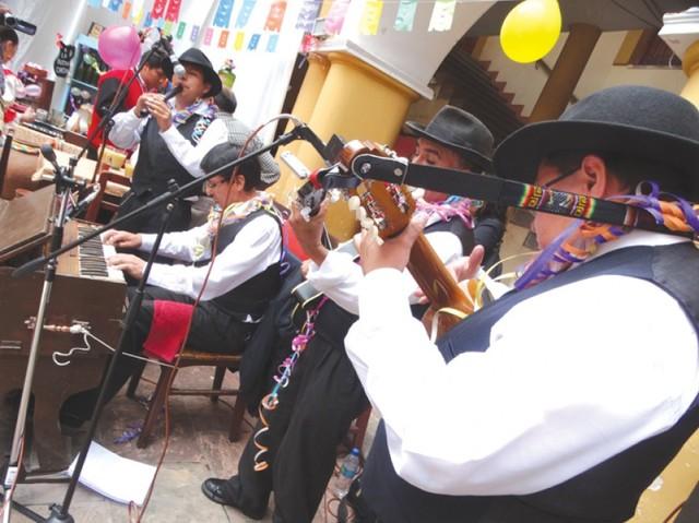El Carnaval de Sucre presenta novedades