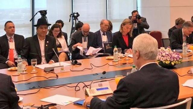 Grupo de Contacto aboga por elecciones en Venezuela; Bolivia se excluye