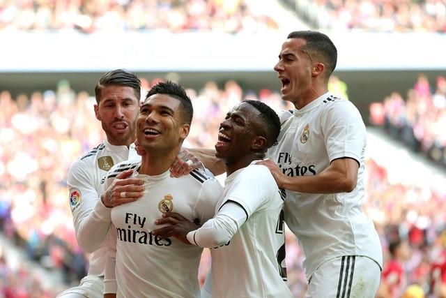 El Real se queda con el derbi de Madrid