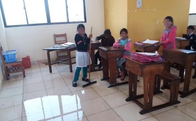 Lluvias: Educación aclara que no se suspenden las clases, pero que habrá tolerancia