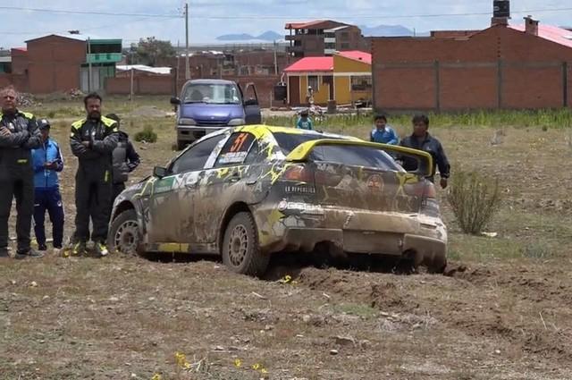 Accidente en competencia de Oruro deja un fallecido
