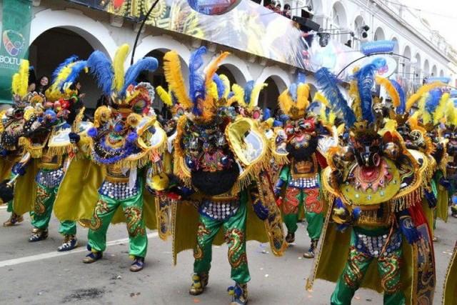"""Oruro busca declarar """"Ley Seca"""" durante el Carnaval"""