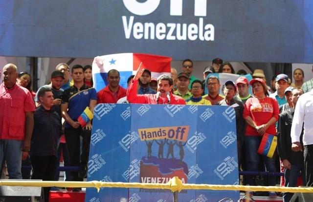 """Maduro rompe """"todo tipo de relaciones"""" con Colombia"""