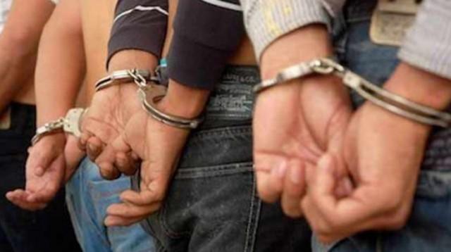 Capturan a cinco miembros de la pandilla Bola 8 por violación grupal de hace tres años