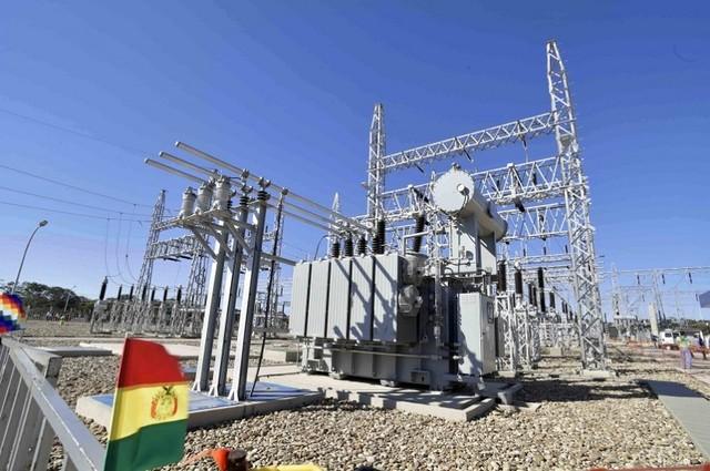 ENDE empezaría a exportar electricidad en septiembre