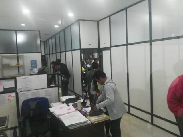 Dictan prisión preventiva para registrador de Derechos Reales