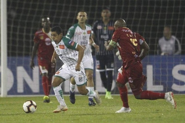 Oriente empata en Colombia frente a Rionegro
