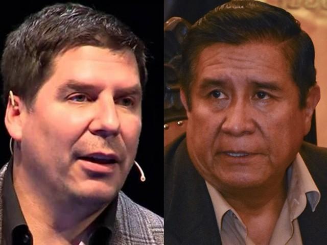 Claure ofrece pagar el VAR para Bolivia y la FBF acepta