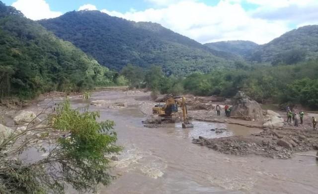 Encuentran el cuerpo del conductor desaparecido en Monteagudo