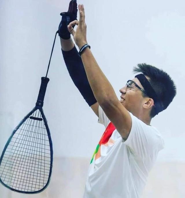 Raquetbol: Conrrado Moscoso consigue un nuevo título