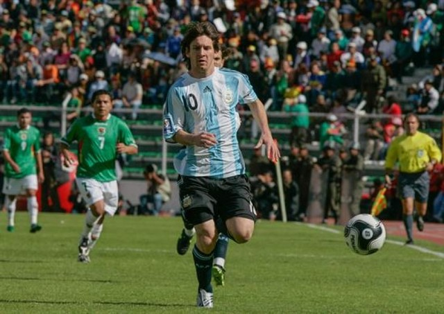 Bolivia recuerda la goleada a la Argentina de Messi y Maradona