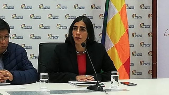 Gobierno pretende que Bolivia exporte fármacos oncológicos