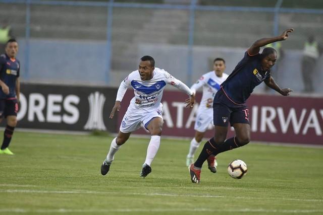 San José empata con Liga de Quito