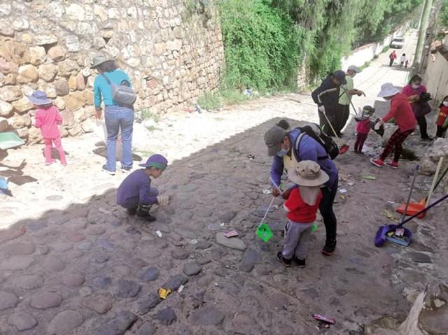 Reto de la basura en Sucre recibe respaldo municipal