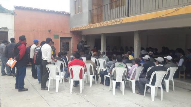 Concejo aprueba declaratoria de desastre para Sucre