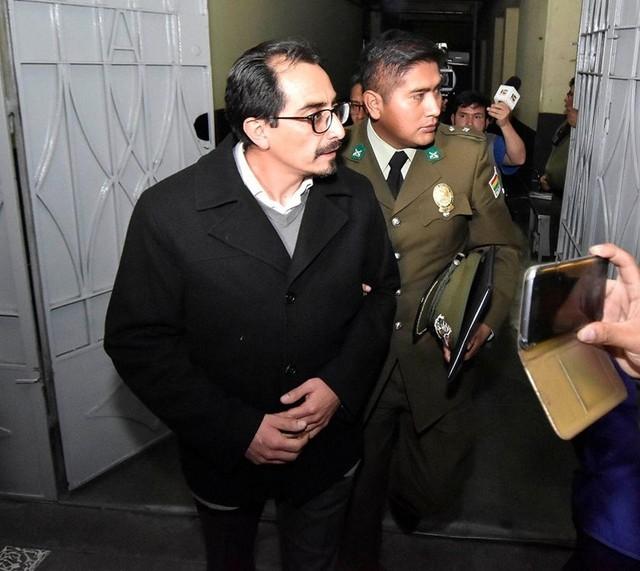 La Paz: Aprehenden a concejal Fabián Siñani, acusado de corrupción en el caso Tersa
