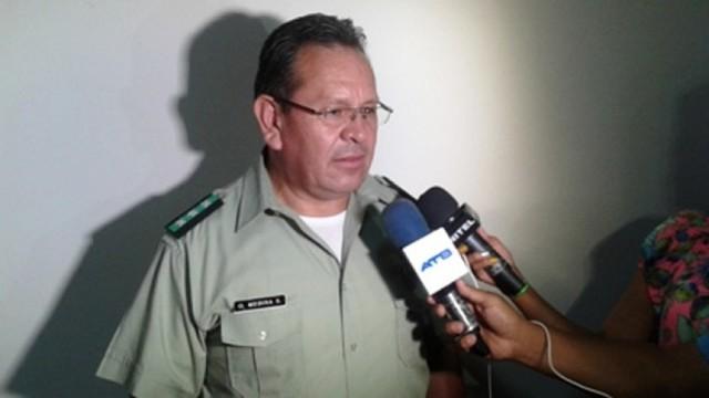 Cambian a Medina de la FELCC de Santa Cruz por presuntos nexos con el narcotráfico