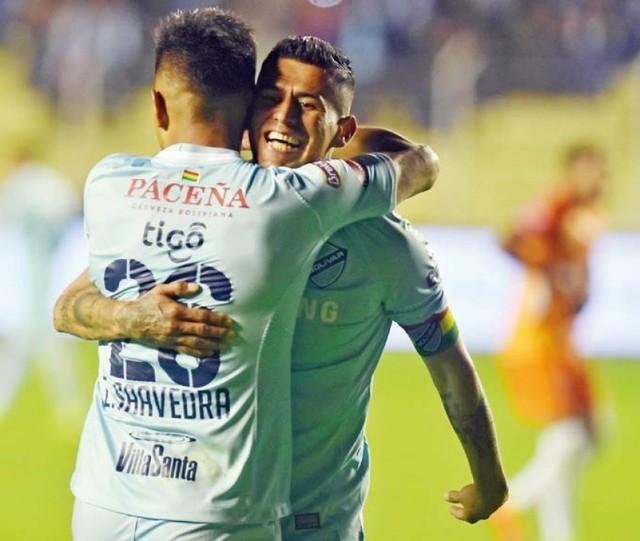 Bolívar asume  la punta del torneo de manera parcial
