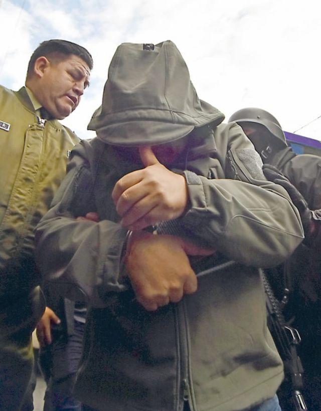 Encarcelan a narcopolicías