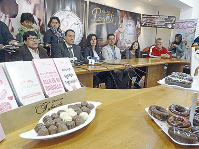 El Festival del Chocolate se realiza por décimo año