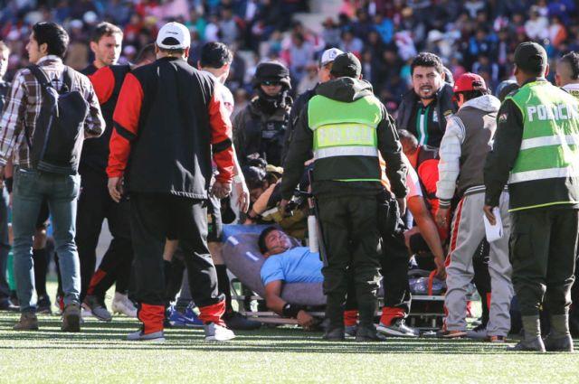 Fallece árbitro Víctor Hurtado que dirigía el partido Always-Oriente