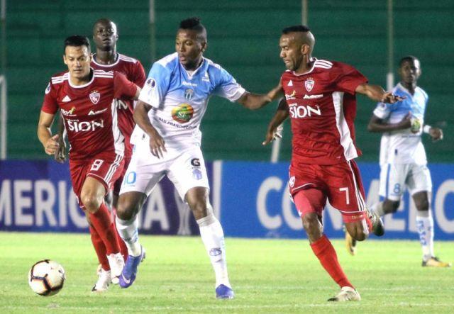 Royal Pari logra histórica clasificación a octavos de final de la Sudamericana